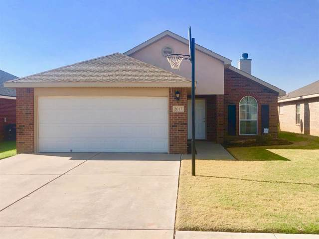 2017 100th Street, Lubbock, TX 79423 (MLS #201908153) :: Stacey Rogers Real Estate Group at Keller Williams Realty