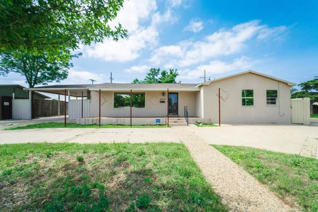 2219 49th Street, Lubbock, TX 79412 (MLS #201908154) :: Stacey Rogers Real Estate Group at Keller Williams Realty