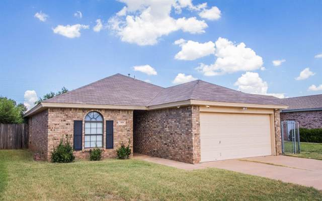 1306 81st Street, Lubbock, TX 79423 (MLS #201908163) :: Lyons Realty