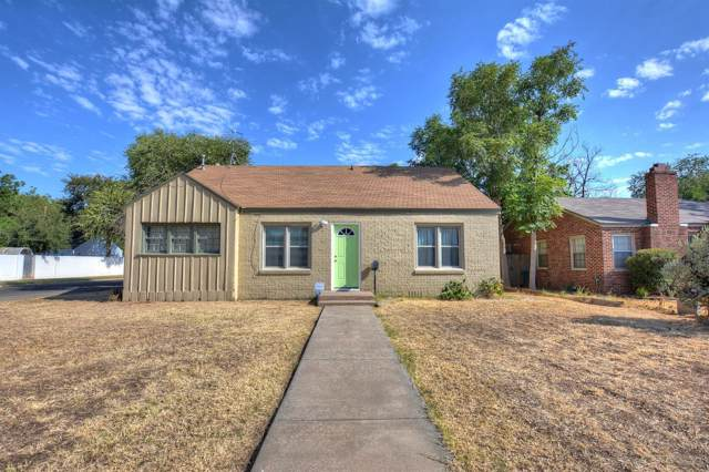 1724 28th Street, Lubbock, TX 79411 (MLS #201908174) :: The Lindsey Bartley Team