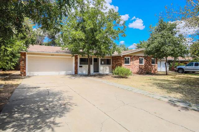 2310 53rd Street, Lubbock, TX 79412 (MLS #201908189) :: Stacey Rogers Real Estate Group at Keller Williams Realty