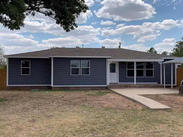 605 W 5th Street, Post, TX 79356 (MLS #201908234) :: The Lindsey Bartley Team