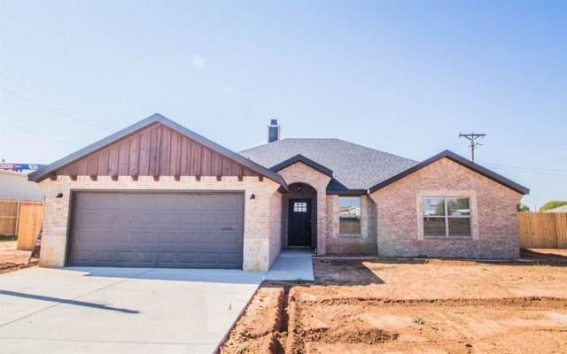 115 W Jarrell Street, New Deal, TX 79350 (MLS #201908238) :: The Lindsey Bartley Team