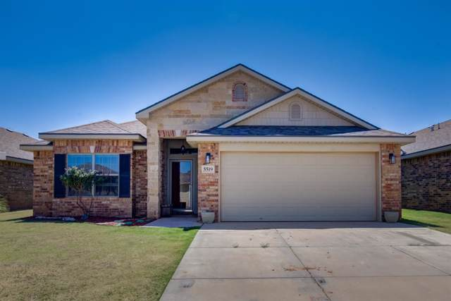 5519 110th Street, Lubbock, TX 79424 (MLS #201908244) :: Stacey Rogers Real Estate Group at Keller Williams Realty