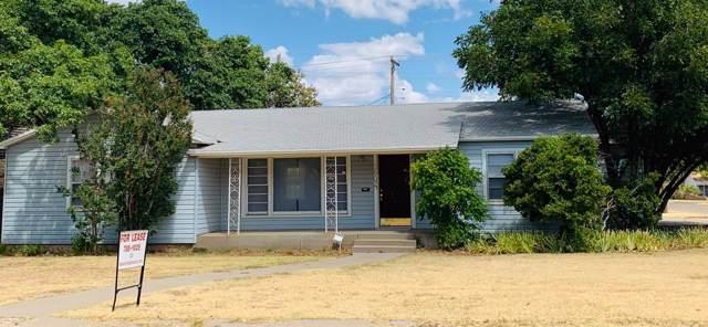 3602 33rd Street, Lubbock, TX 79410 (MLS #201908274) :: Lyons Realty