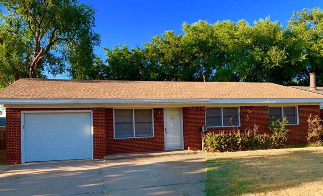 2812 62nd Street, Lubbock, TX 79413 (MLS #201908290) :: Stacey Rogers Real Estate Group at Keller Williams Realty