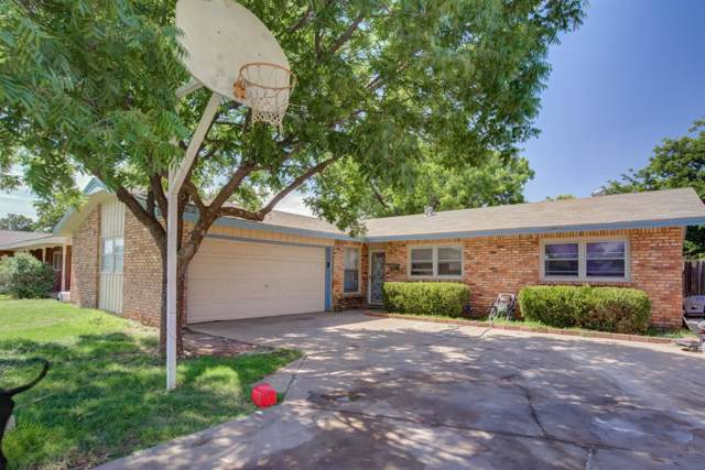 5428 43rd Street, Lubbock, TX 79414 (MLS #201908293) :: Stacey Rogers Real Estate Group at Keller Williams Realty
