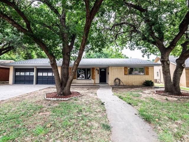 6011 Norfolk Avenue, Lubbock, TX 79413 (MLS #201908294) :: Stacey Rogers Real Estate Group at Keller Williams Realty