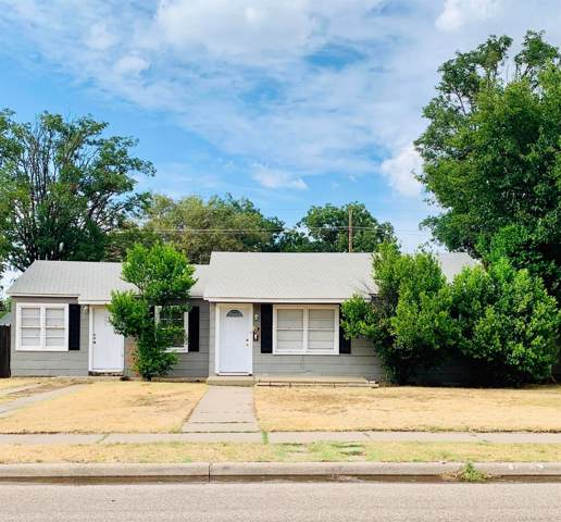 4304 32nd Street, Lubbock, TX 79410 (MLS #201908304) :: Lyons Realty