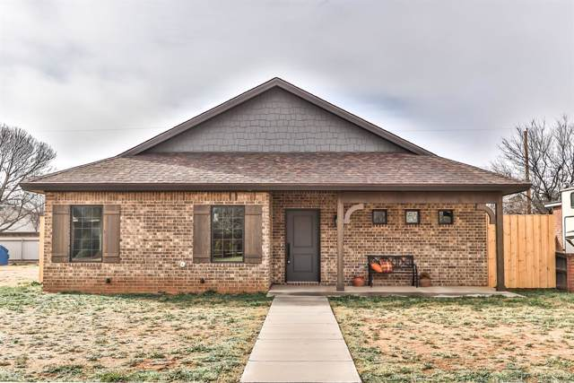 1305 Quaker Street, Slaton, TX 79364 (MLS #201908307) :: The Lindsey Bartley Team