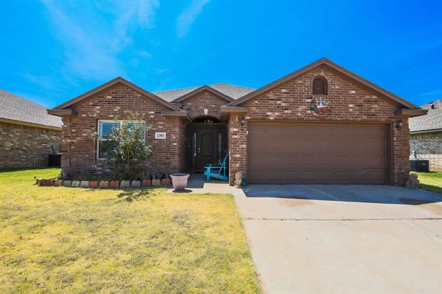 2303 100th Street, Lubbock, TX 79423 (MLS #201908313) :: Stacey Rogers Real Estate Group at Keller Williams Realty