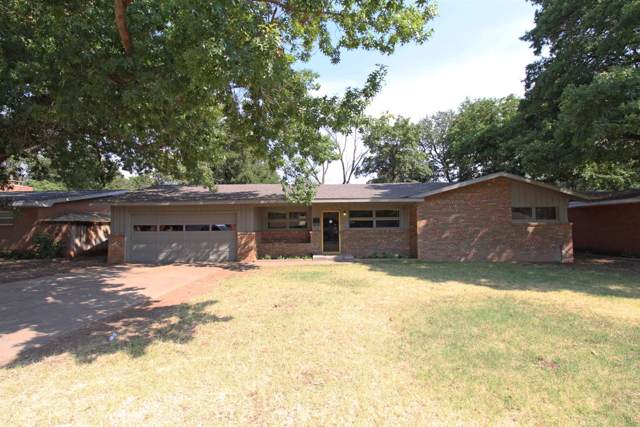 2718 55th Street, Lubbock, TX 79413 (MLS #201908335) :: The Lindsey Bartley Team