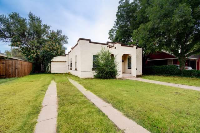 2121 25th Street, Lubbock, TX 79411 (MLS #201908341) :: Lyons Realty