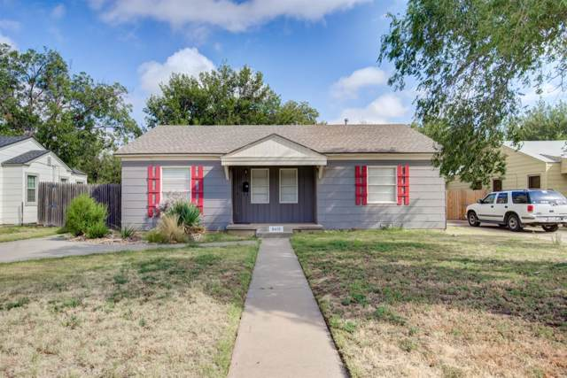 3612 30th Street, Lubbock, TX 79410 (MLS #201908342) :: Stacey Rogers Real Estate Group at Keller Williams Realty