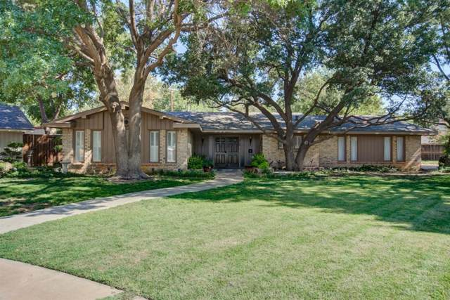 3706 66th Street, Lubbock, TX 79413 (MLS #201908347) :: Stacey Rogers Real Estate Group at Keller Williams Realty