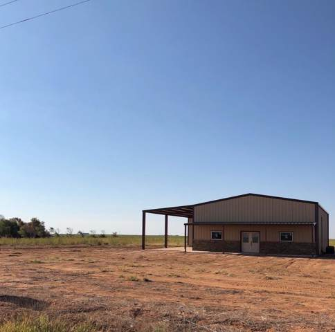 12414 E County Road 6610, Slaton, TX 79364 (MLS #201908353) :: McDougal Realtors