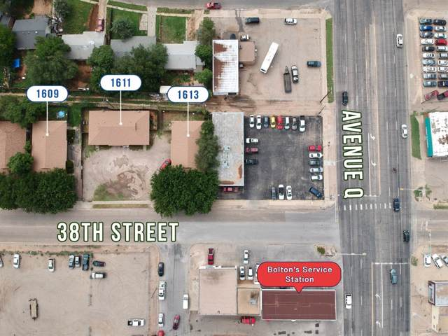 1613 38th Street, Lubbock, TX 79412 (MLS #201908363) :: Stacey Rogers Real Estate Group at Keller Williams Realty