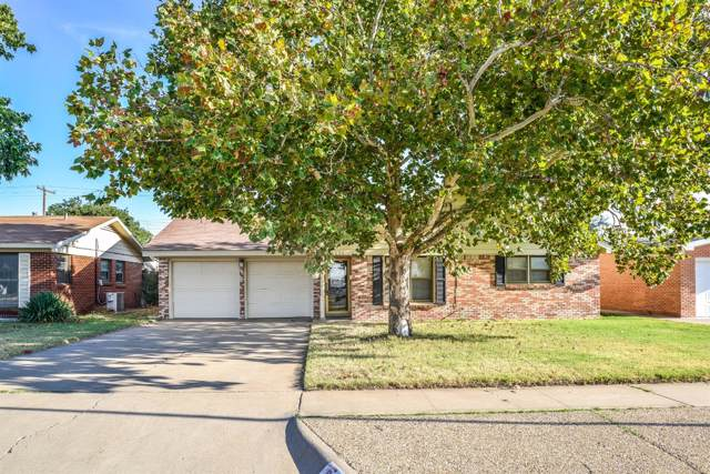 5020 46th Street, Lubbock, TX 79414 (MLS #201908366) :: Stacey Rogers Real Estate Group at Keller Williams Realty