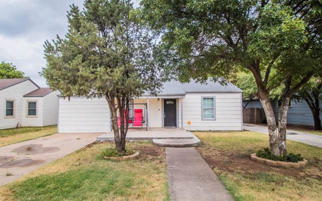 1310 42nd Street, Lubbock, TX 79412 (MLS #201908375) :: Stacey Rogers Real Estate Group at Keller Williams Realty