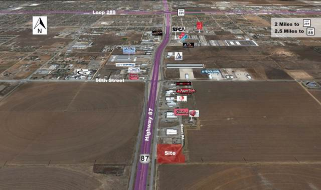 10501 Us Highway 87, Lubbock, TX 79423 (MLS #201908391) :: Lyons Realty