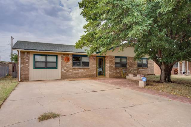 4525 Marshall Street, Lubbock, TX 79416 (MLS #201908395) :: The Lindsey Bartley Team