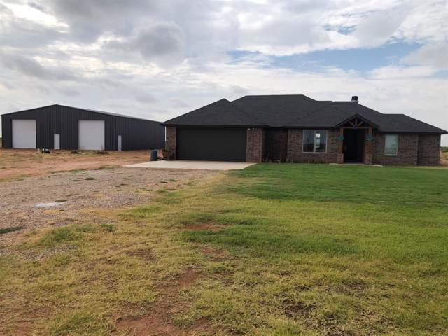 12324 E County Road 6610, Slaton, TX 79364 (MLS #201908406) :: McDougal Realtors