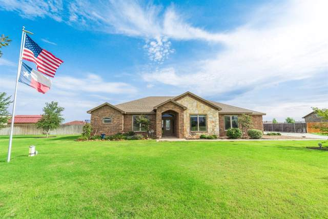 2002 County Road 7570, Lubbock, TX 79423 (MLS #201908418) :: Stacey Rogers Real Estate Group at Keller Williams Realty