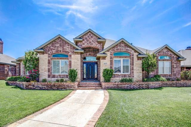 6015 85th Street, Lubbock, TX 79424 (MLS #201908439) :: Reside in Lubbock | Keller Williams Realty