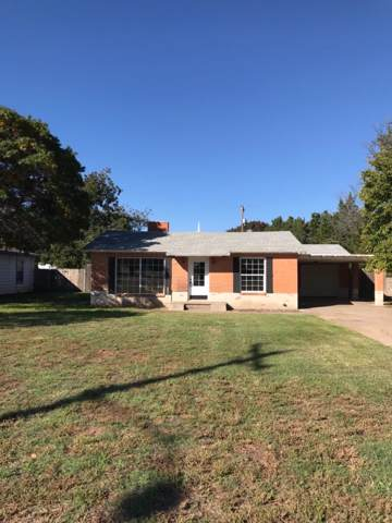 1806 Ave H, Levelland, TX 79336 (MLS #201908444) :: Lyons Realty