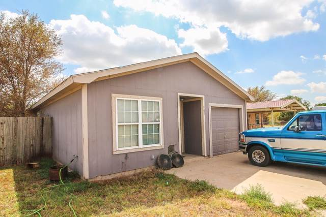 307 76th Street, Lubbock, TX 79404 (MLS #201908451) :: Lyons Realty