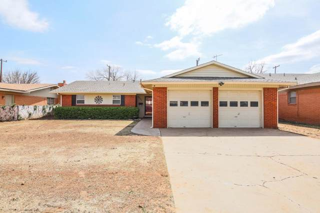 5507 17th Place, Lubbock, TX 79416 (MLS #201908452) :: The Lindsey Bartley Team