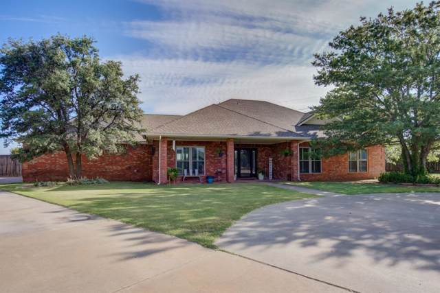 6302 County Road 7405, Lubbock, TX 79424 (MLS #201908454) :: Stacey Rogers Real Estate Group at Keller Williams Realty