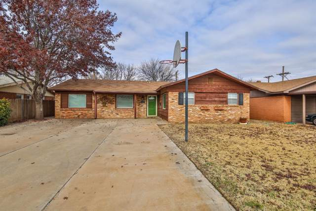 5506 17th Place, Lubbock, TX 79416 (MLS #201908465) :: The Lindsey Bartley Team