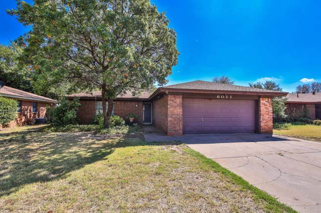 6011 15th Street, Lubbock, TX 79416 (MLS #201908467) :: Stacey Rogers Real Estate Group at Keller Williams Realty