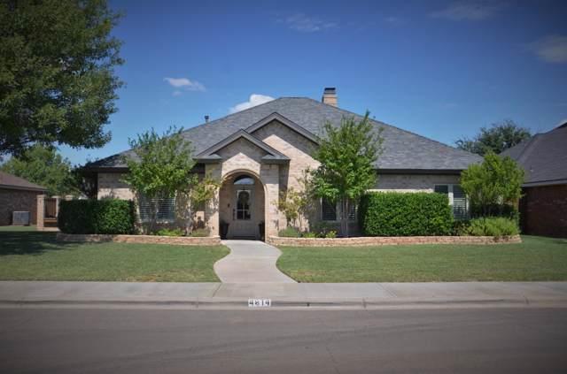 4814 105th Street, Lubbock, TX 79424 (MLS #201908471) :: Lyons Realty