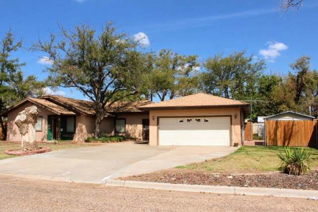 206 E 8th Street, Anton, TX 79313 (MLS #201908472) :: Stacey Rogers Real Estate Group at Keller Williams Realty