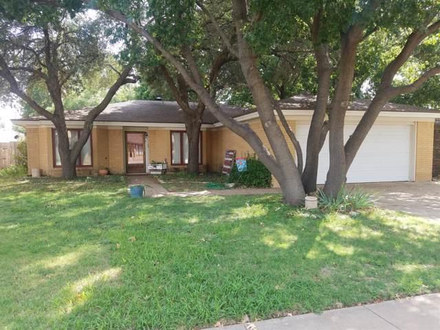 4815 72nd Street, Lubbock, TX 79424 (MLS #201908476) :: Lyons Realty