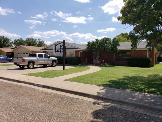 702 E Ripley, Brownfield, TX 79316 (MLS #201908490) :: Stacey Rogers Real Estate Group at Keller Williams Realty