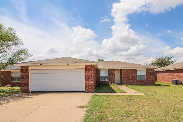 1815 Corpus Avenue, Wolfforth, TX 79382 (MLS #201908503) :: Stacey Rogers Real Estate Group at Keller Williams Realty