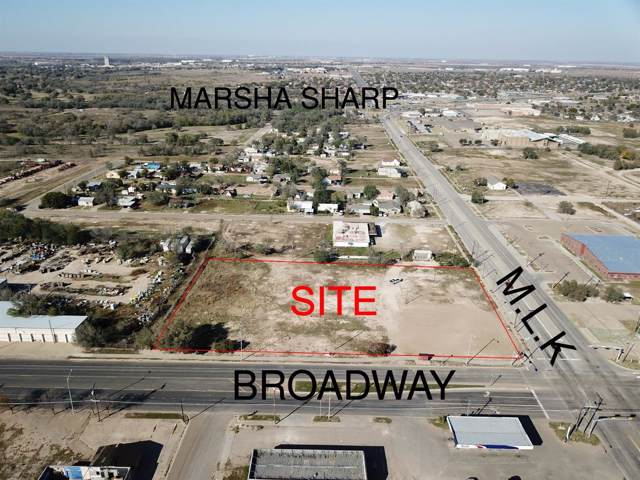 1521 E Broadway, Lubbock, TX 79403 (MLS #201908505) :: The Lindsey Bartley Team