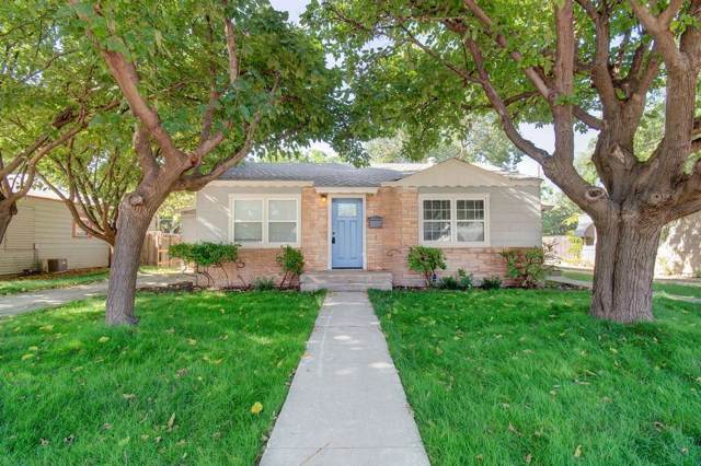 3116 29th Street, Lubbock, TX 79410 (MLS #201908518) :: Stacey Rogers Real Estate Group at Keller Williams Realty
