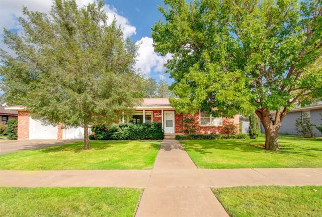 1206 Utica, Plainview, TX 79072 (MLS #201908520) :: Stacey Rogers Real Estate Group at Keller Williams Realty