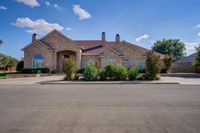 4603 101st Street, Lubbock, TX 79424 (MLS #201908534) :: McDougal Realtors