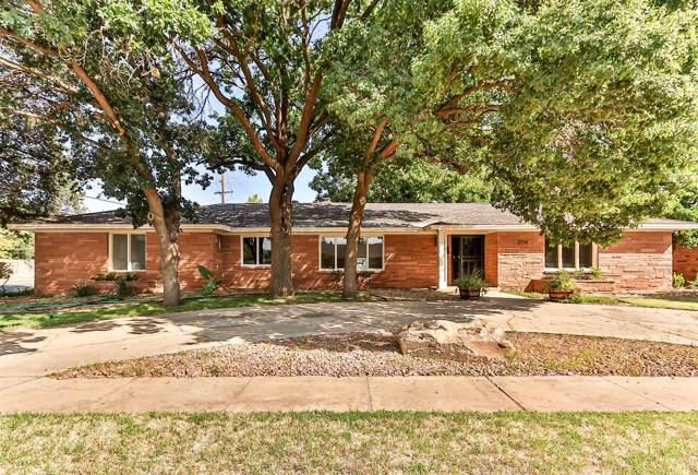 3714 68th Street, Lubbock, TX 79413 (MLS #201908542) :: Stacey Rogers Real Estate Group at Keller Williams Realty