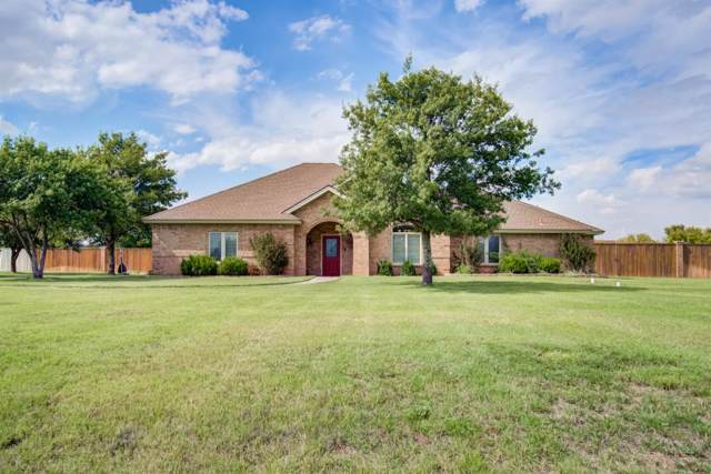 5602 County Road 7550, Lubbock, TX 79424 (MLS #201908549) :: Stacey Rogers Real Estate Group at Keller Williams Realty