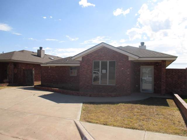 319 Flint Avenue, Levelland, TX 79336 (MLS #201908574) :: Reside in Lubbock | Keller Williams Realty