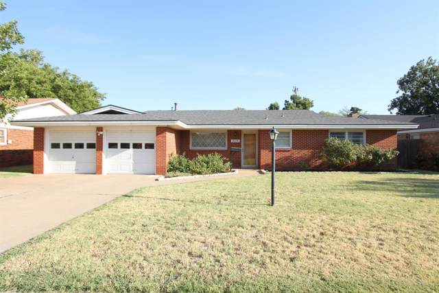 2114 52nd Street, Lubbock, TX 79412 (MLS #201908577) :: Stacey Rogers Real Estate Group at Keller Williams Realty