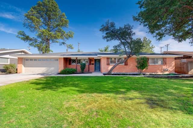 5004 14th Street, Lubbock, TX 79416 (MLS #201908586) :: Lyons Realty