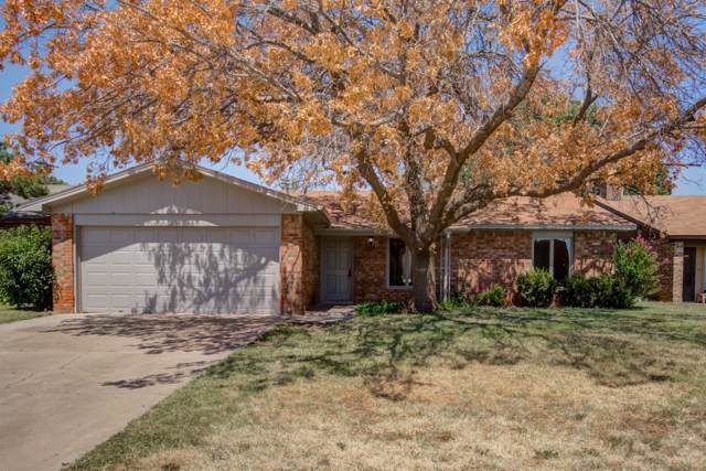 4716 66th Street, Lubbock, TX 79414 (MLS #201908589) :: Stacey Rogers Real Estate Group at Keller Williams Realty