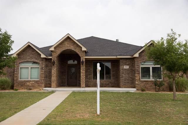 3812 134th Street, Lubbock, TX 79423 (MLS #201908591) :: The Lindsey Bartley Team